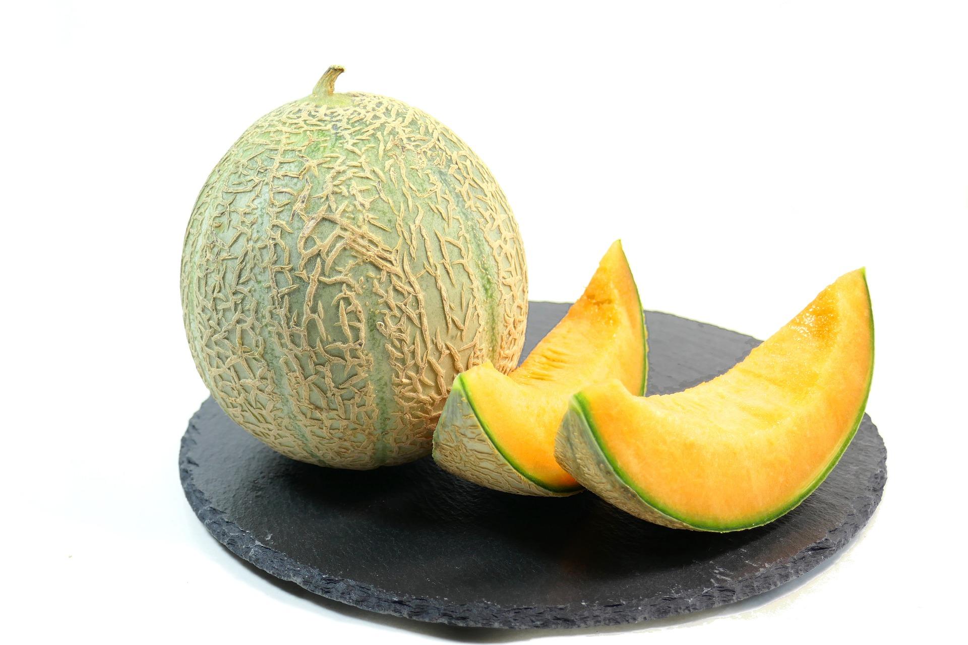 Künchenhelfer Melonenscheider