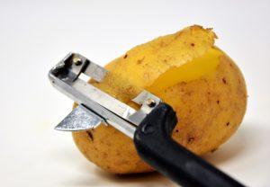 Küchenhlfer Kartoffelschäler Test